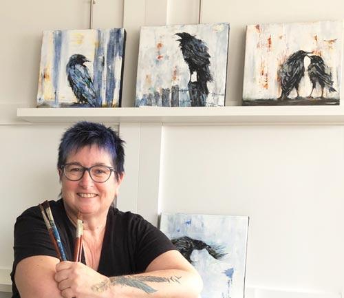 Deb Peters, Artist, Painter