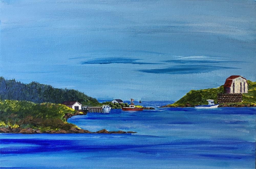 Newfoundland Memories, Deb Peters