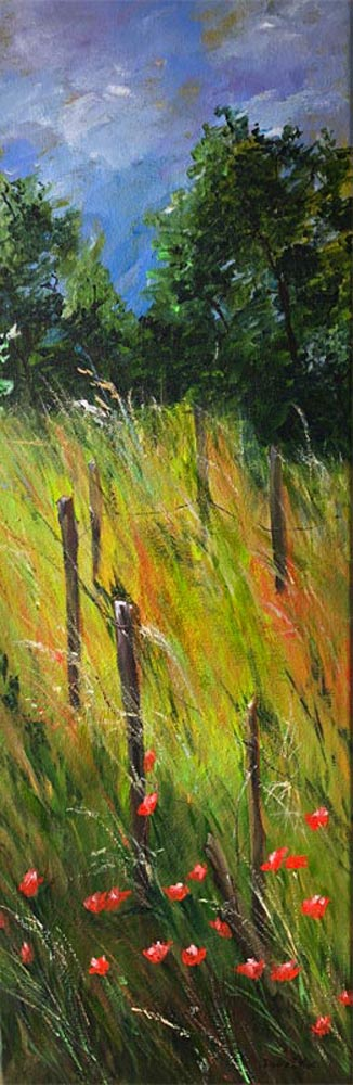 Summer Meadow, Deb Peters